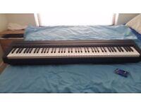 YAMAHA P35 FULL SIZE DIGITAL PIANO - LIKE NEW