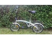 New folding bike proteam