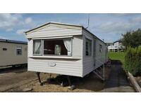 fantastic cheap starter static caravan ayrshire scotland