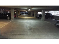 Limehouse Marina E14 7JY Secure Underground Car Parking with 24/7 Access and CCTV