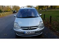 2004 Citroen C8 2.0 HDi 16v Exclusive 5dr Automatic Diesel 7 Seater Low Mileage @07445775115