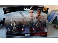Disney Infinity 3.0 star wars Force awakens