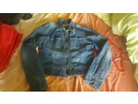 Size 14 denim jacket