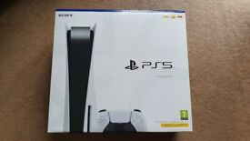 PlayStation 5 - PS5 | Disc Edition | Brand new