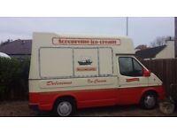 Ford Ice Cream Van
