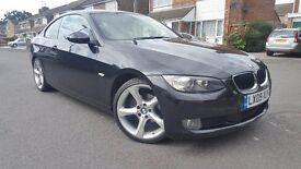 "BMW 3 SERIES 2.0 320i SE **FULL BLACK LEATHER,19"" ALLOYS**"