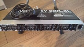 Behringer Powerplay Pro-XL 4 Channel Headphone Amp