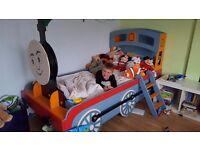 Choo choo train bed for sale