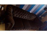 very comfy sofa for sale £75