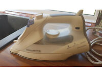 FREE Rowenta Steam Iron