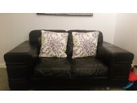 2 Seater Leather Sofa from DFS