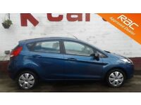 SMALL 5 DOOR HATCHBACK 2009 FORD FIESTA 1.2 STYLE PLUS LOW INSURANCE