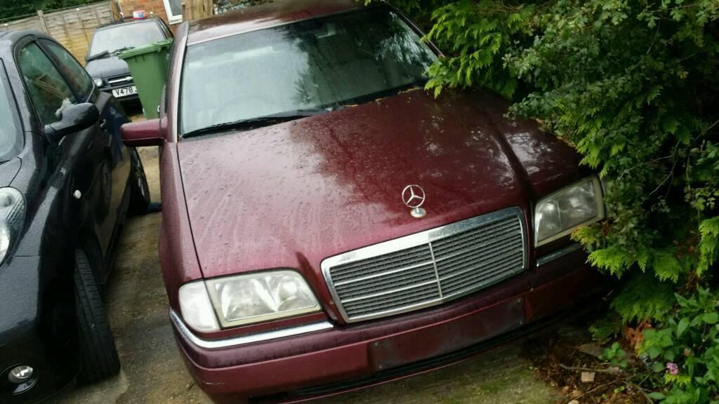 Mercedes ellagance 2.o petrol automatic