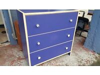 Blue Drawers- Excellent condition