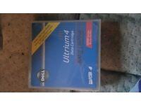 11 Ultrium 4 data cartridges 800/1600 gb