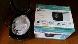 Ultra 7000 Ultrasonic Jewellery Cleaner