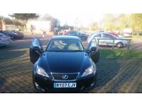 Lexus IS220d very good condition, clean and tidy, 2 keys, 81000miles, 2 previous owners, 3750GBP ono