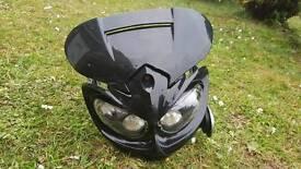 Motorbike fairing