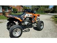SOLD!! Quadzilla 300e xlc stinger Road legal Quad ATV not raptor