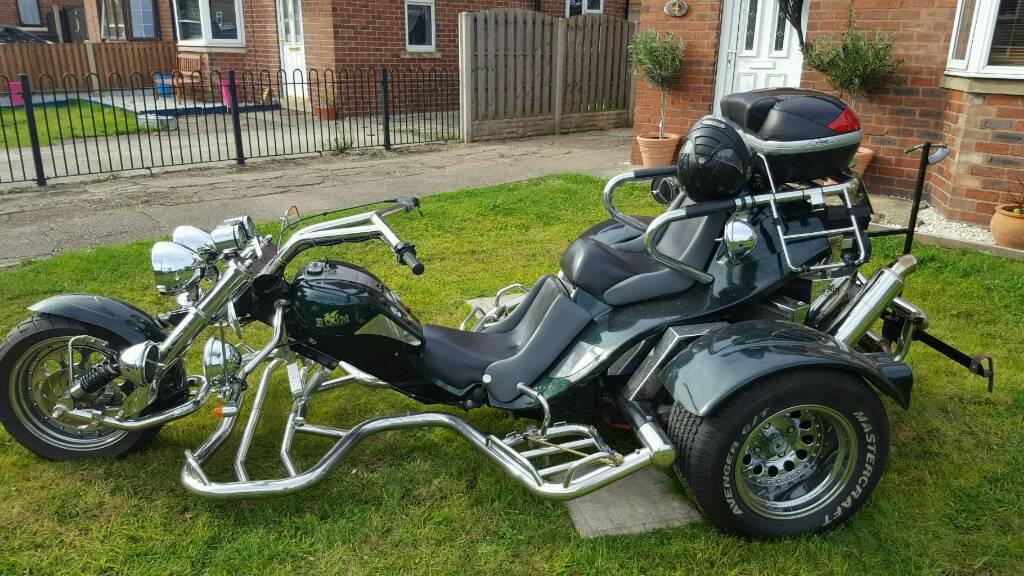 boom trike 7i low rider in kiveton park south yorkshire. Black Bedroom Furniture Sets. Home Design Ideas
