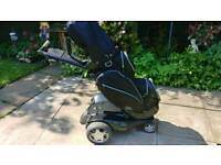 Stewart golf f1 remote control golf trolley