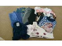Girls clothing bundle 9-11