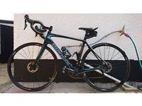 Bianchi Infinito CV Disc 53cm Medium Ultegra Mix 2016 Road Bicycle