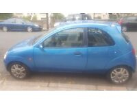 bargin ford ka luxury2oo5