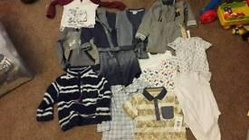 Boys 9-12months bundle