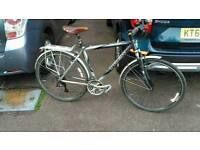 Trek 7200fx hybrid cycle