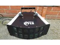 Viper equinox dicco dj lighting working order can deliver or post!