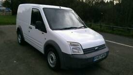 2007 Ford Transit Connect 1.8 TdCI diesel spotless inside and out