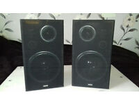 SANYO 2 WAY 30 WATT SPEAKERS
