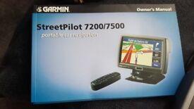 Sat Nav Street Pilot 7200/7500