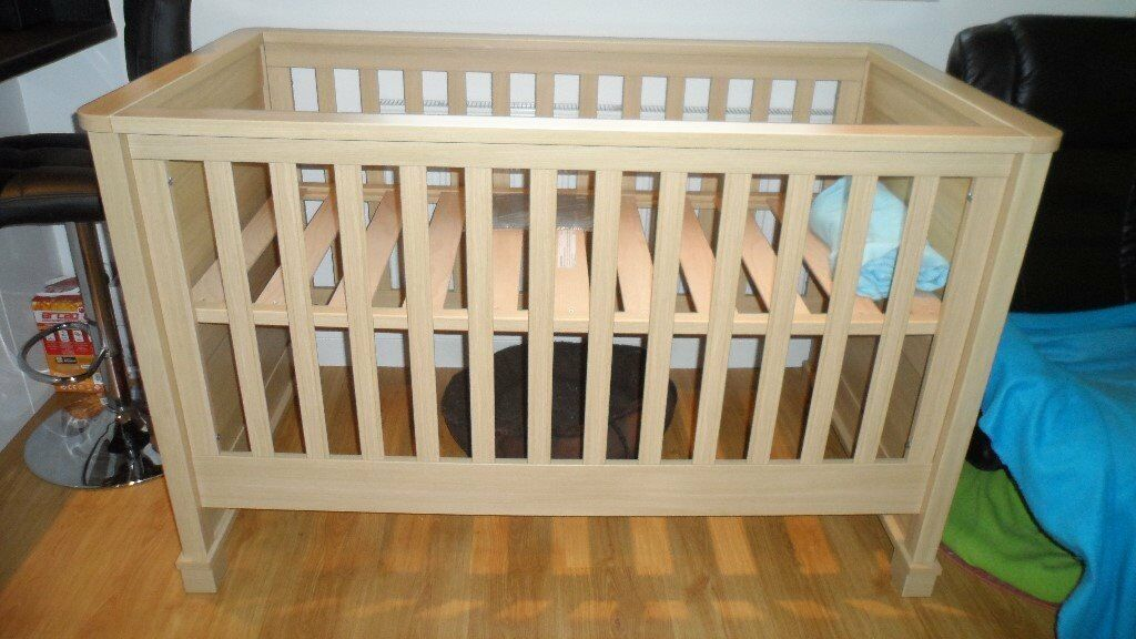 3 Piece Mamas And Papas Nursery Furniture Set