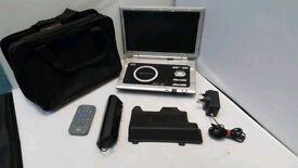 Portable DVD player wdp1210