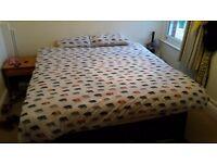 Super King Size Bed COMPLETE!