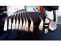 2 sets of golf clubs sell cheap