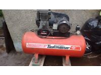 3 phase taskmaster 200ltr compressor