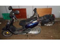 Yamaha Neos/MBK Ovetto Front Left indicator. 14Bikes For breaking 98-present. Ring For Details.