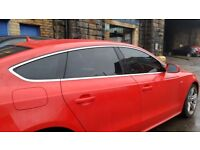 CAR TINTING SERVICE IN TAMESIDE - PROFESSIONAL WINDOW TINTING FROM £100 IN GREATER MANCHESTER