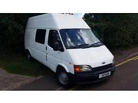 Ford Transit Camper 79k miles PAS Valuable Reg worth £1000+