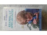 Keeping up appearances vhs video