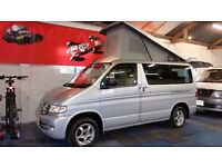 Ford Freda - 4 Berth Campervan Conversion