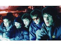 1 STANDING ticket for the SUPER FURRY ANIMALS at Olympia Theatre, Dublin on Thursday 1st December