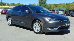 2016 Chrysler 200 LIMITED - EXECUTIVE DEMO