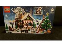 Lego limited edition Christmas set