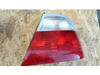 Bmw e46 coupe drivers taillight