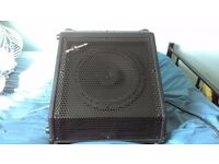 Hardly used fully working 30W full range Gear4 DR-30 Drum/Keyboard Amp. offers welcome.