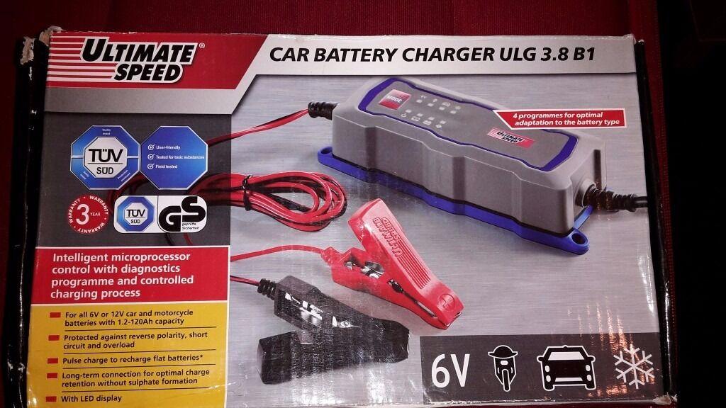Car Batteries Nottinghamshire